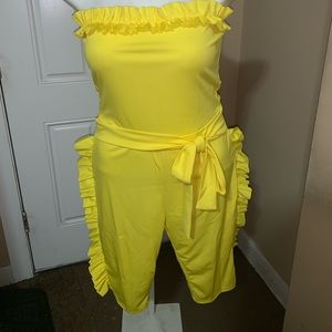 Other - Ruffle Romper